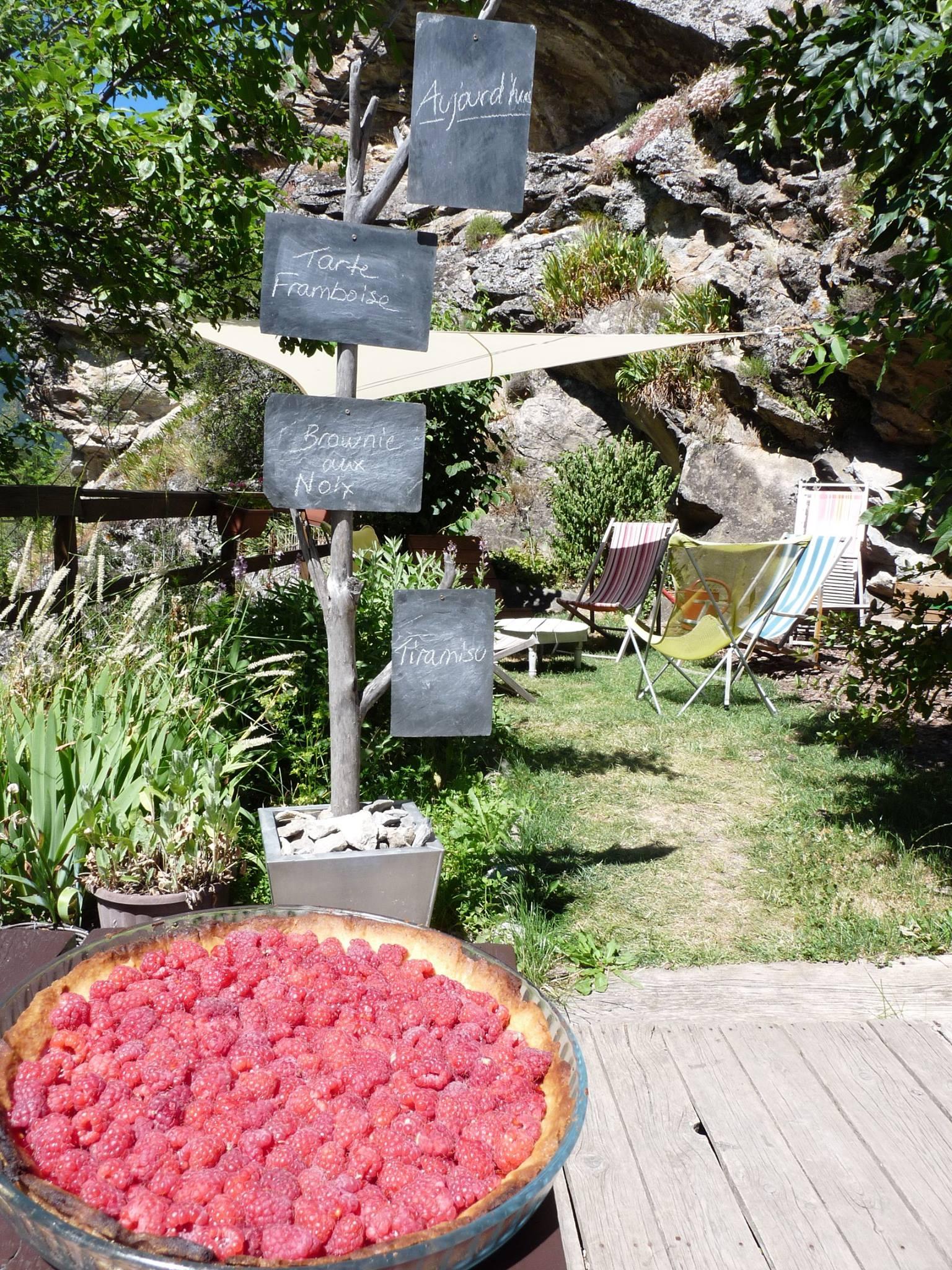 tartes maison augite de méolans
